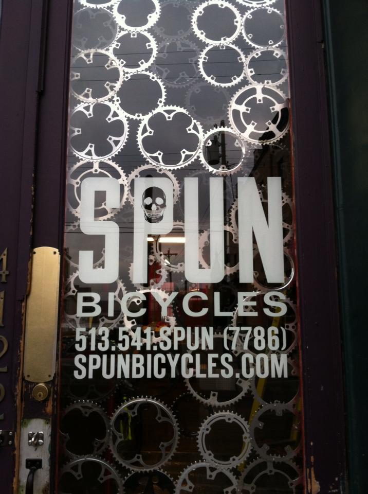 Spun Bicycles Chainring Security Door