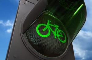 safety bike lane light