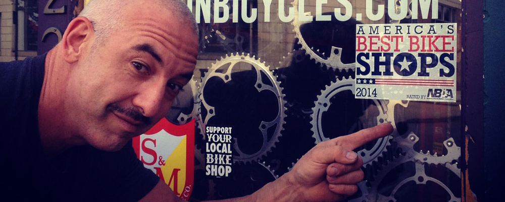 America's Best Bike Shop Award